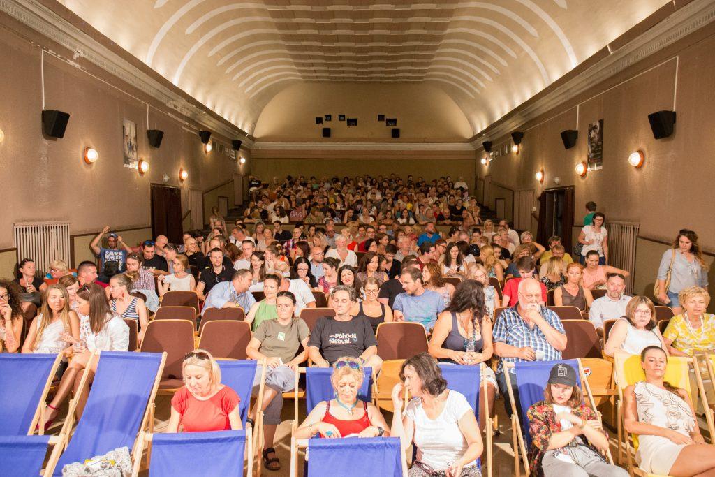 Kino Úsmev kinosála