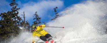 Rossignol skiing lyžovanie