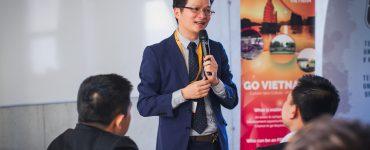 výkonný viceprezident FPT Software Tran Dang Hoa