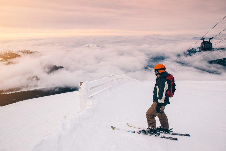 skiing slovakia