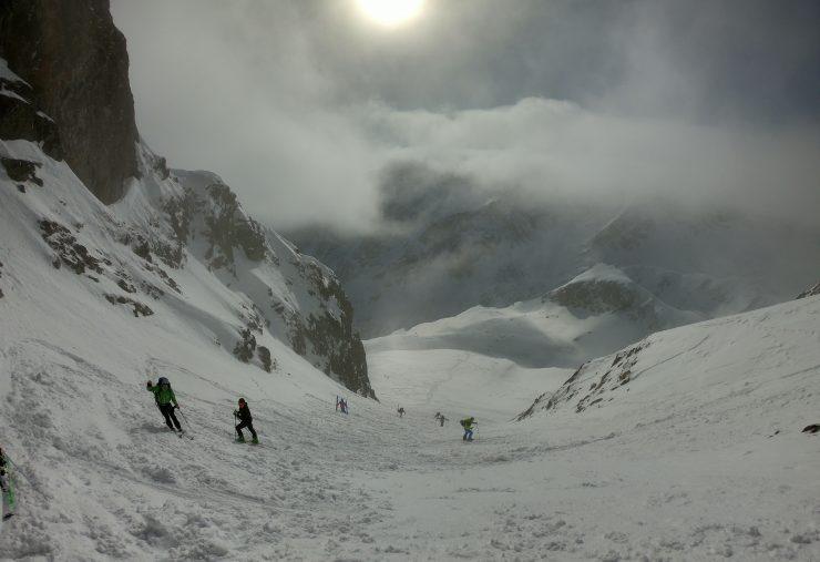 skialp freeride skitourism