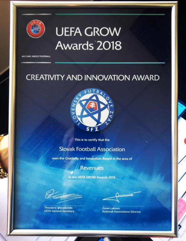 SFZ UEFA