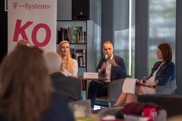 T-Systems Slovaka Košice novinári východoslovenský región rozvoj