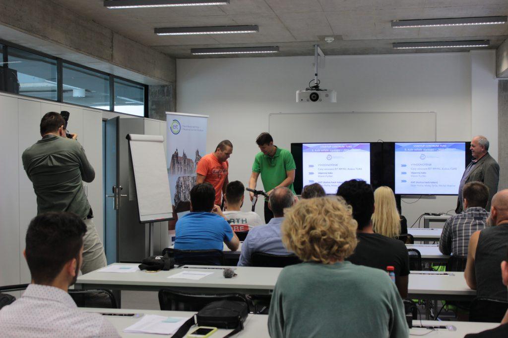 UVP Technicom - akceleračný program - startupy