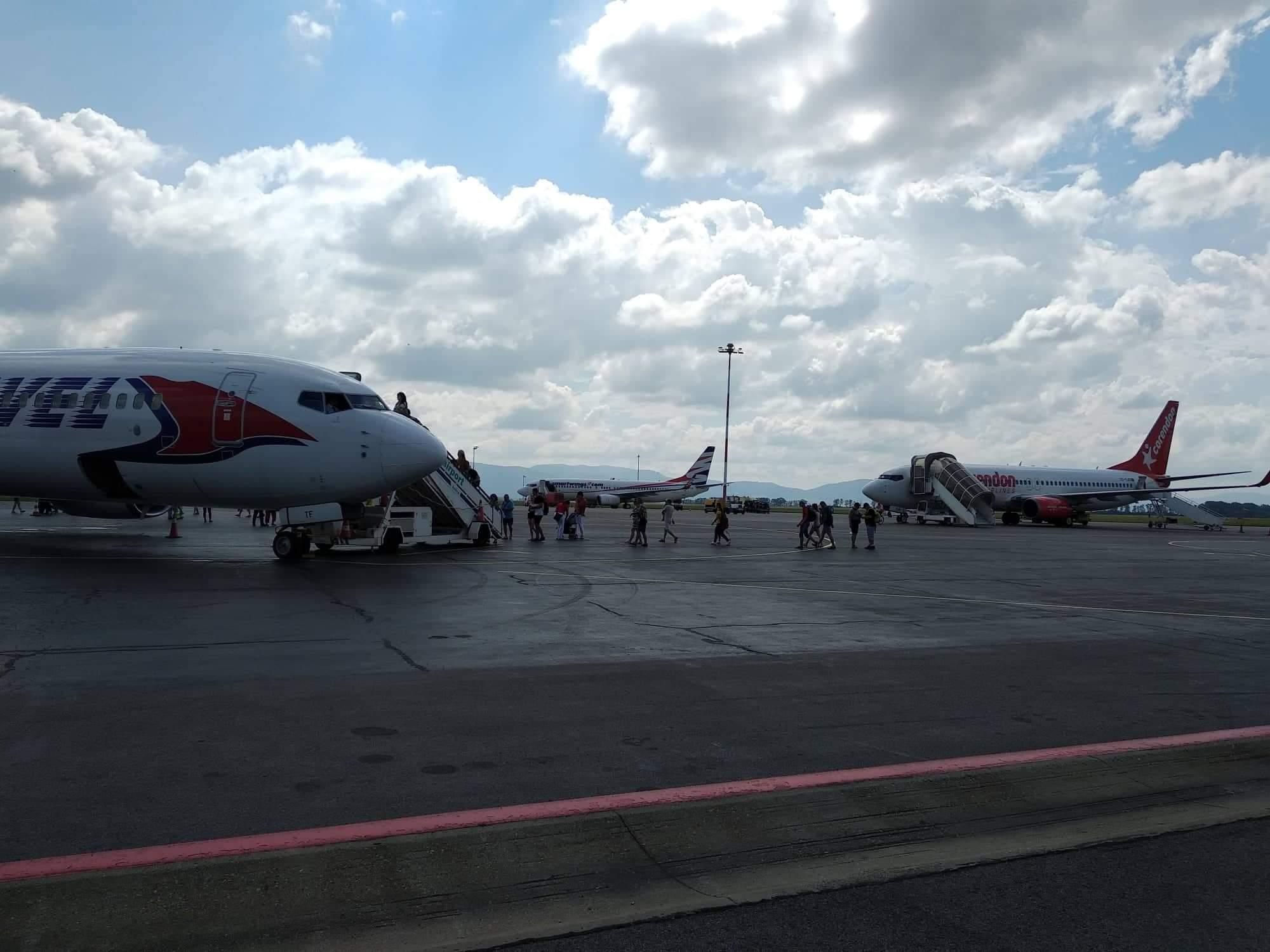jún letisko Košice