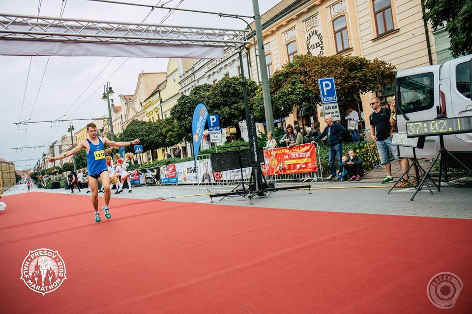 Prešov polmaratón