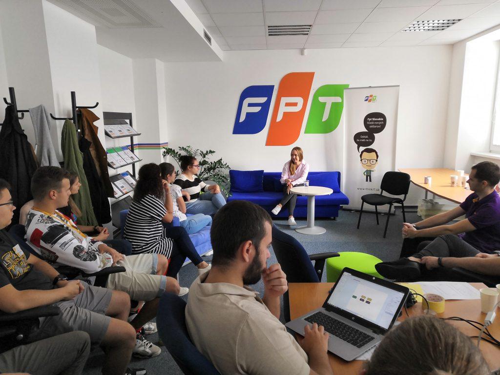 fpt slovakia cool school