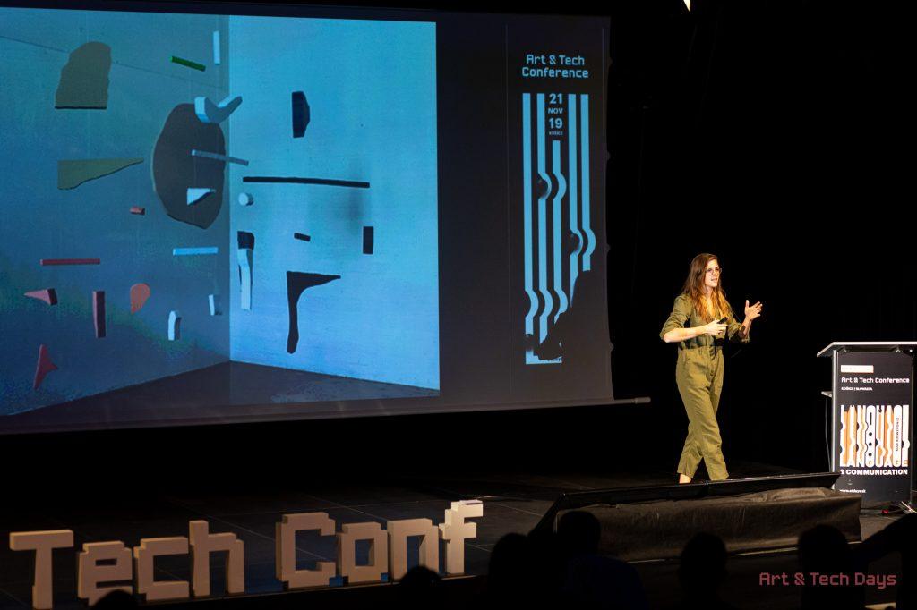 art & tech