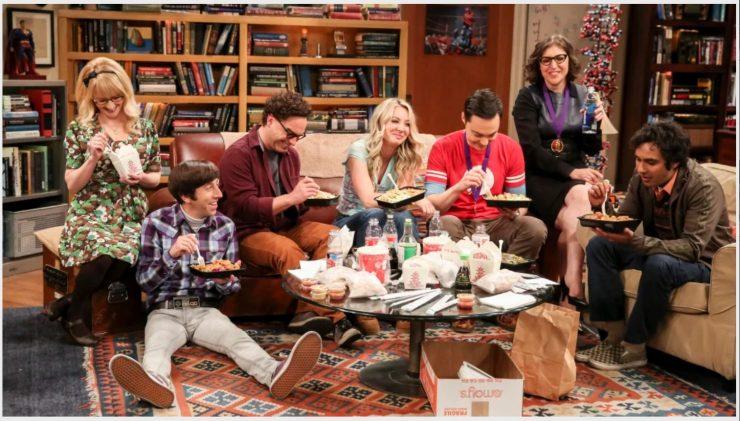 The Big Bang Theory KVÍZ