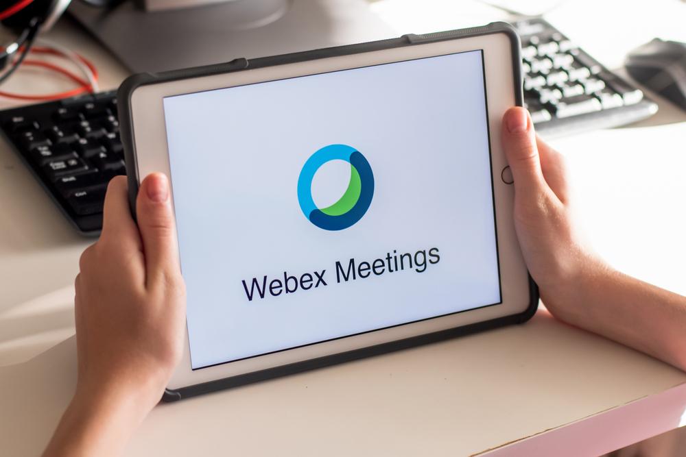 webex, komunikačné nástroje