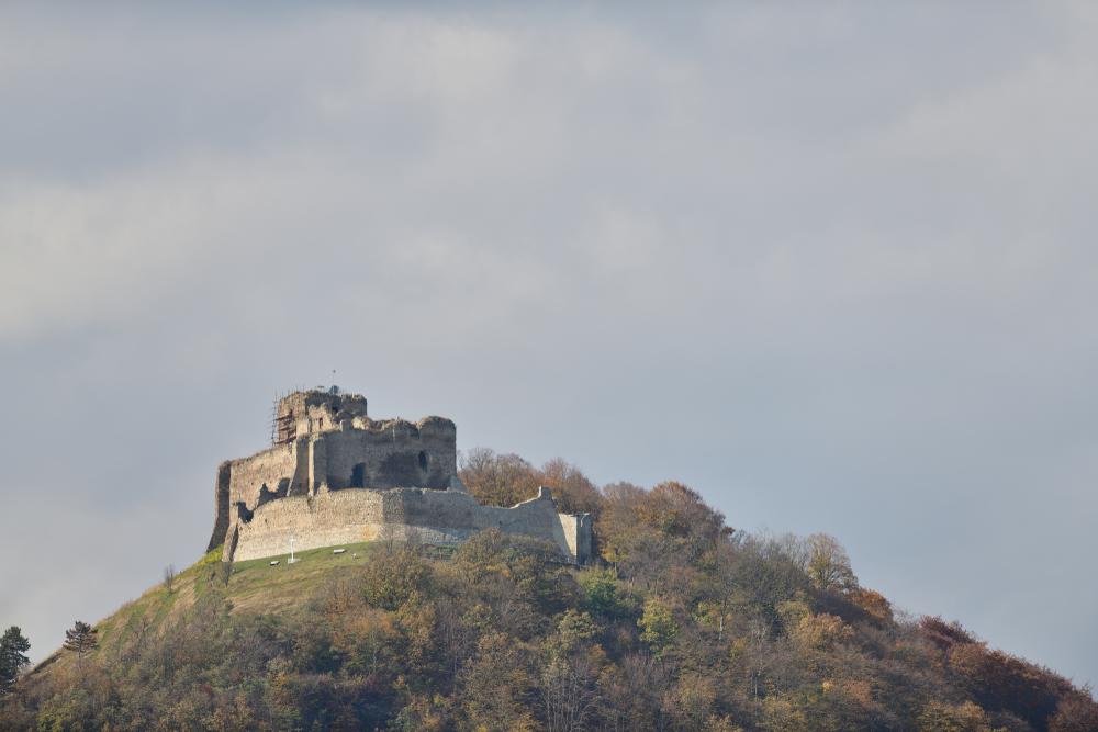 kapusiansky hrad