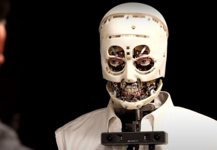 humanoidný robot
