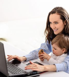 materská dovolenka a práca