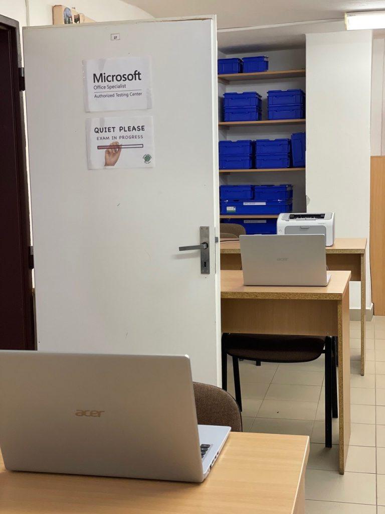 Microsoft Office Specialist katkin park