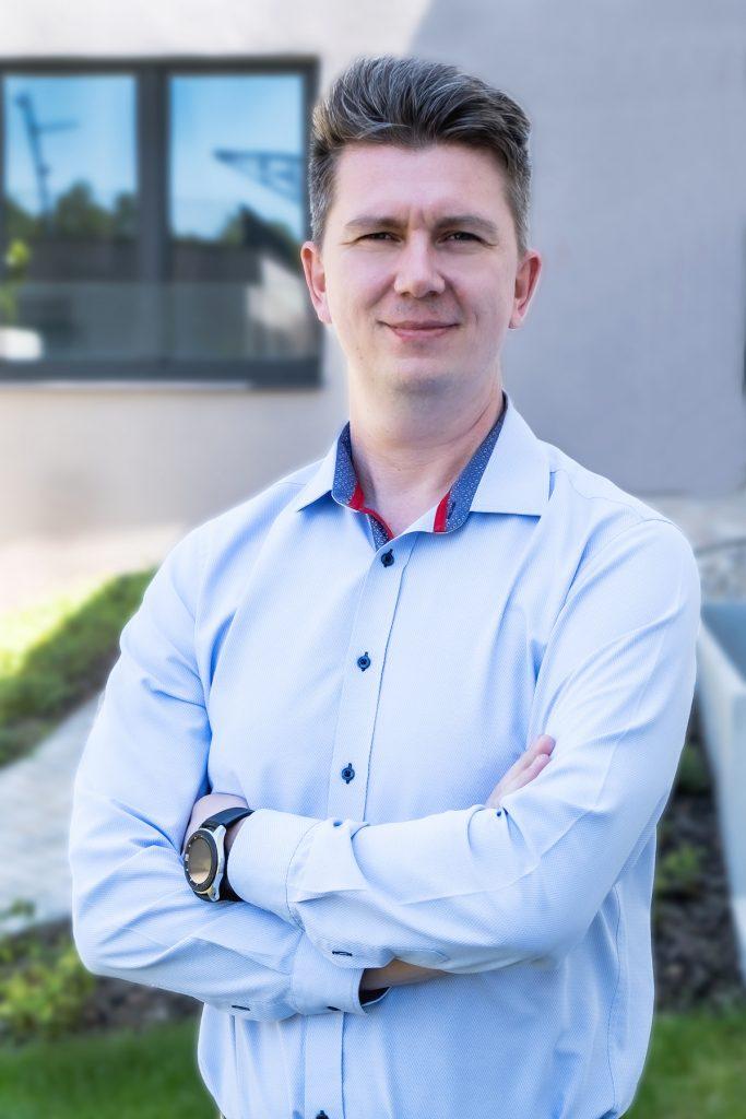 Tibor Radačovský, GlobalLogic Slovakia