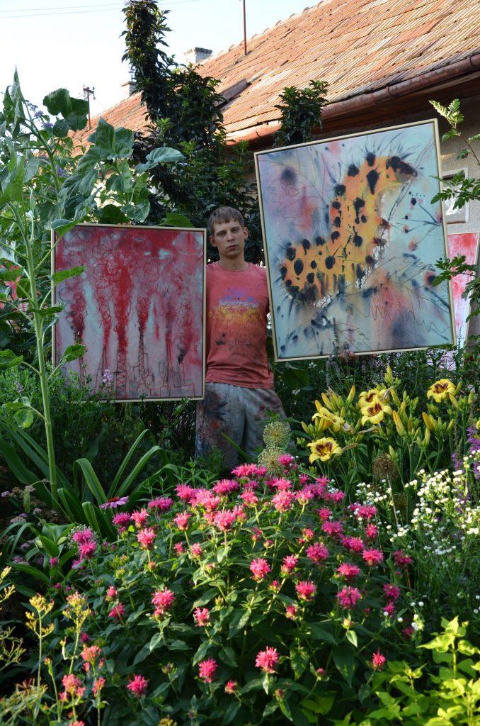 kultúrne leto v botanickej záhrade