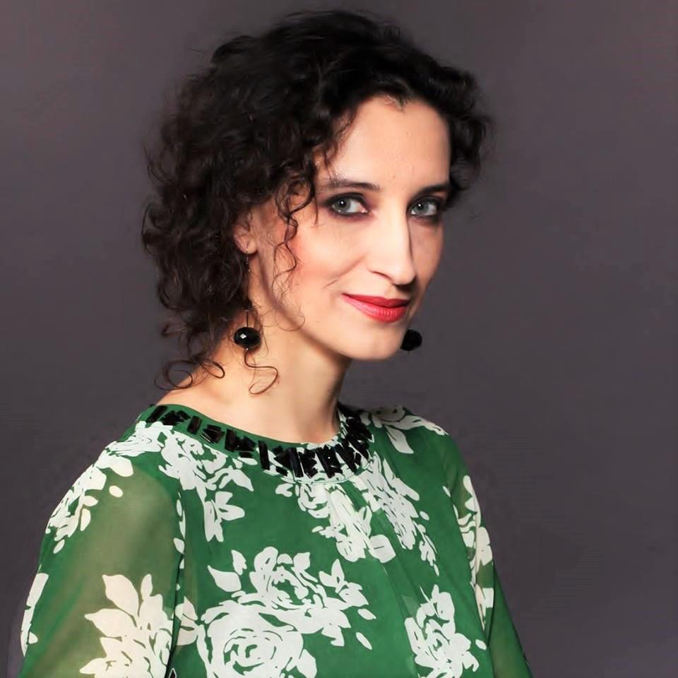 Jordana Palovičová. Foto: Ivona Orešková