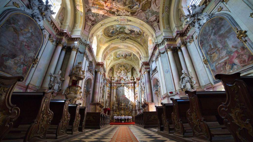 Premonštrátsky kláštor s Kostolom svätého Jána Krstiteľa